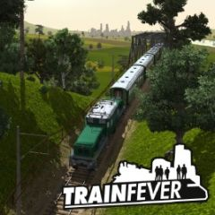Jaquette de Train Fever PC