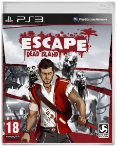 Jaquette de Escape Dead Island PlayStation 3