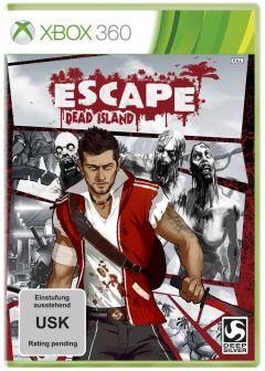 Jaquette de Escape Dead Island Xbox 360