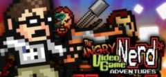 Jaquette de Angry Video Game Nerd Adventures PC