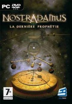 Jaquette de Nostradamus : La Dernière Prophétie PC