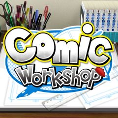 Jaquette de Comic Workshop Nintendo 3DS