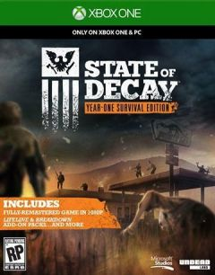 Jaquette de State of Decay Year-One Survival Edition Xbox One