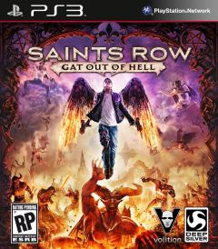 Jaquette de Saints Row : Gat Out Of Hell PlayStation 3