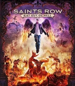 Jaquette de Saints Row : Gat Out Of Hell PS4