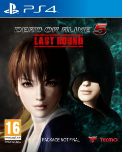 Dead or Alive 5 : Last Round (PS4)