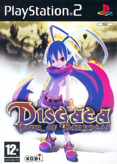 Jaquette de Disgaea : The Hour of Darkness PlayStation 2