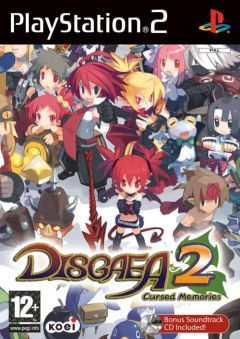 Jaquette de Disgaea 2 : Dark Hero Days PlayStation 2
