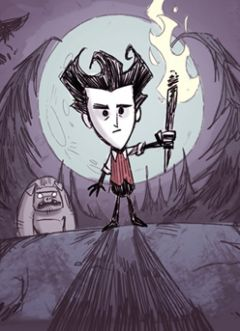 Jaquette de Don't Starve PS Vita