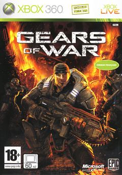 Jaquette de Gears of War Xbox 360