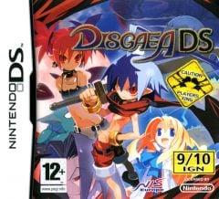 Jaquette de Disgaea DS DS