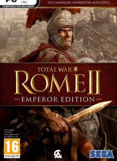 Jaquette de Total War Rome II Emperor Edition PC