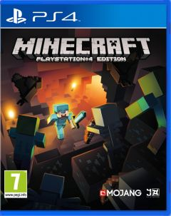 Jaquette de Minecraft : PlayStation 4 Edition PS4