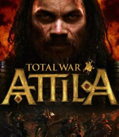 Jaquette de Total War : Attila PC