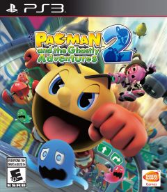 Jaquette de Pac-Man and the Ghostly Adventures 2 PlayStation 3