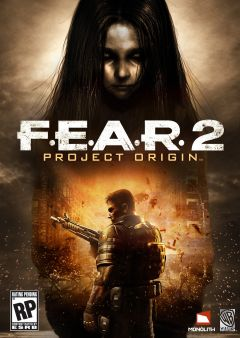 Jaquette de F.E.A.R. 2 : Project Origin PC