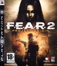 Jaquette de F.E.A.R. 2 : Project Origin PlayStation 3