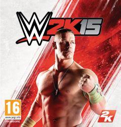 Jaquette de WWE 2K15 PC
