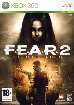 Jaquette de F.E.A.R. 2 : Project Origin Xbox 360