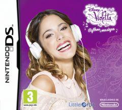 Jaquette de Disney Violetta : Rythme et Musique DS