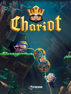 Jaquette de Chariot Wii U