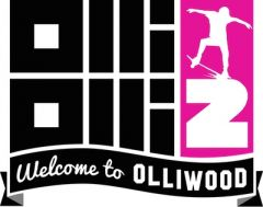 Jaquette de OlliOlli 2 : Welcome to Olliwood PS4