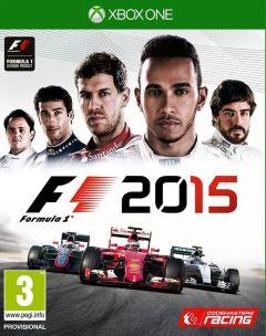 Jaquette de F1 2015 Xbox One