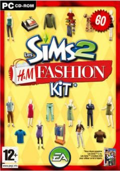 Jaquette de Les Sims 2 : H&M Fashion Kit PC