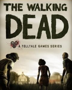Jaquette de The Walking Dead : Saison 1 PS4