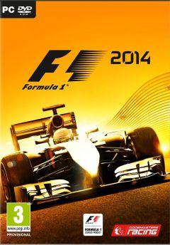 Jaquette de F1 2014 PC