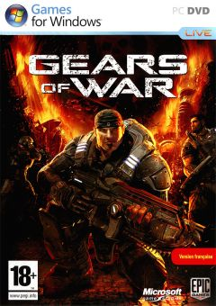Jaquette de Gears of War PC