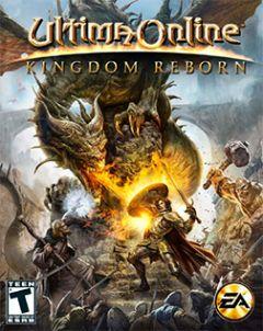 Jaquette de Ultima Online : Kingdom Reborn PC