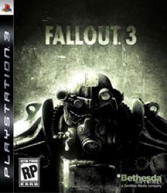 Jaquette de Fallout 3 PlayStation 3