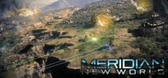 Jaquette de Meridian : New World PC