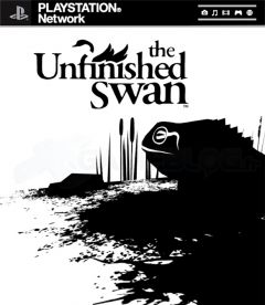 Jaquette de The Unfinished Swan PS Vita