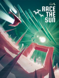 Jaquette de Race The Sun PS4