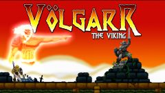 Jaquette de Volgarr the Viking PC