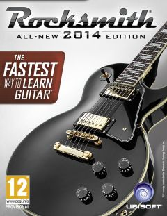 Jaquette de Rocksmith Edition 2014 PS4