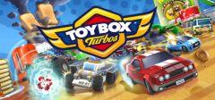Jaquette de Toybox Turbos PC