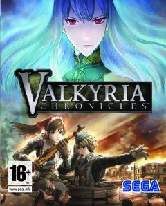 Jaquette de Valkyria Chronicles PC