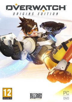 Jaquette de Overwatch PC