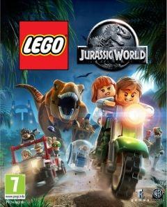 Jaquette de LEGO Jurassic World Wii U