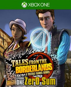 Jaquette de Tales from the Borderlands - Episode 1 : Zer0 Sum Xbox One