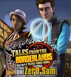 Jaquette de Tales from the Borderlands - Episode 1 : Zer0 Sum iPad