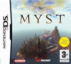 Jaquette de Myst DS