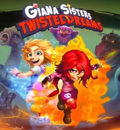 Jaquette de Giana Sisters : Twisted Dreams Director's Cut PS4