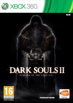 Jaquette de Dark Souls II : Scholar of the First Sin Xbox 360
