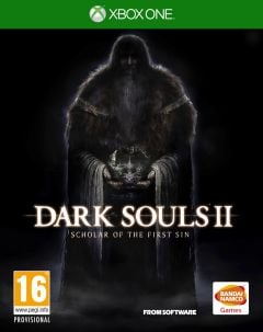 Jaquette de Dark Souls II : Scholar of the First Sin Xbox One
