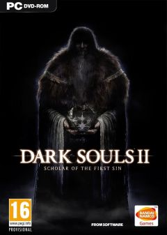 Jaquette de Dark Souls II : Scholar of the First Sin PC
