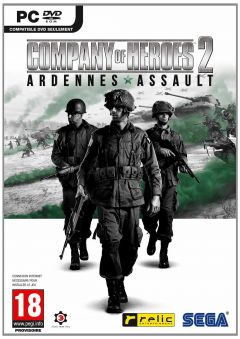 Jaquette de Company of Heroes 2 : Ardennes Assault PC